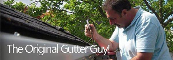 Ben, The Original Gutter Guy